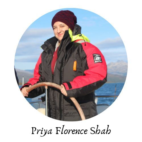 Priya Florence Shah - Work-From-Home Coach