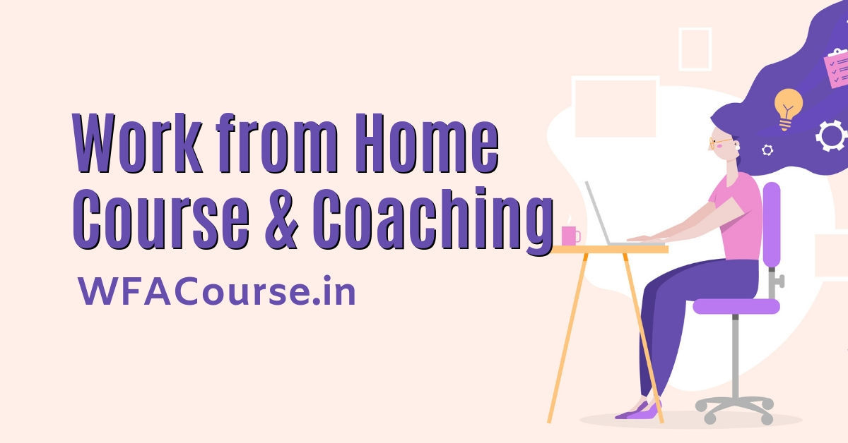 Work From Home Career Counselling Online